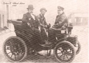Eugene Allard-Latour was, at that time, one of the many pioneers of the automobile that the Lyon region knew.